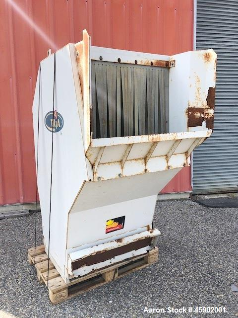 Used- Tria Granulator, Type DN 80-49.