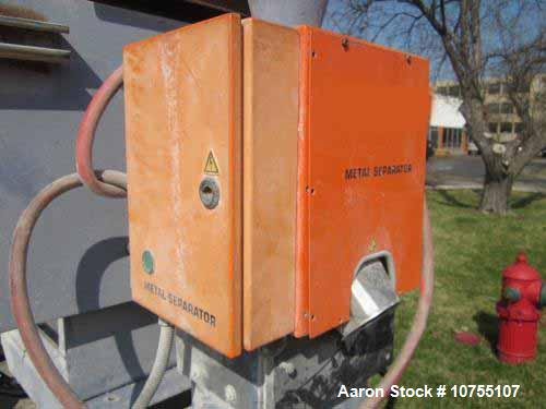 Used- Herbold Model PU 500ZR Pulverizer. Manufactured in 2001. 55 KW (75 HP) 380-420/660-730 volt motor at 50 HZ or 380-480/...