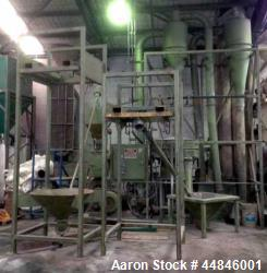 Used- Herbold PVC or Plastics Recycling and Grinding System