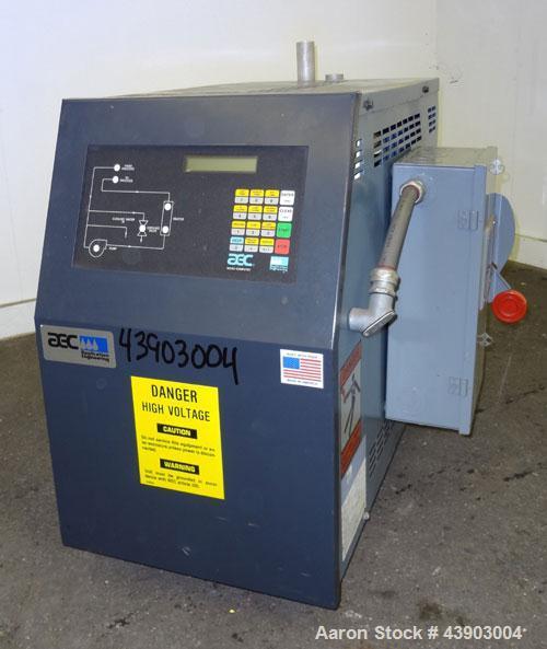 Used- AEC Water Temperature Control Unit, Model T