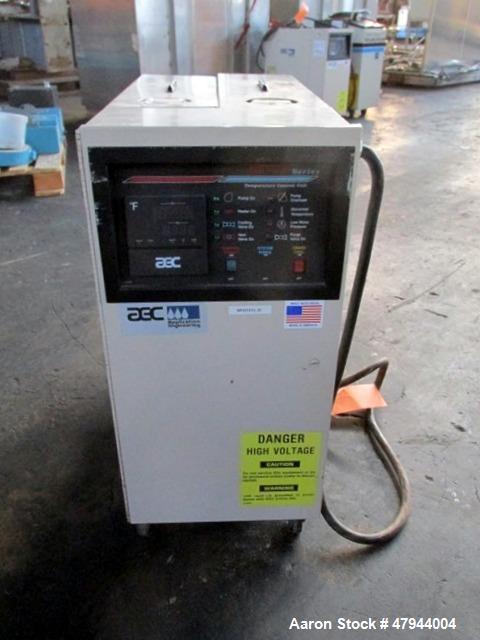 Used- AEC TrueTemp Series Water Temperature Contr