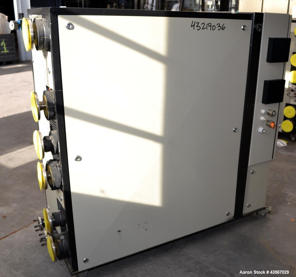 Used- Lauda 24kW Secondary Circle Unit Heater, Type TR400HKK. Temperature range -60 to 200 degrees C. (-76 to 392 F.). 3/50/...