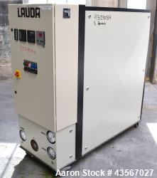 Used- Lauda 28kW Secondary Circle Unit Heater, Type TR400HKK. Temperature range -60 to 200 degrees C. (-76 to 392 F.). 3/50/...