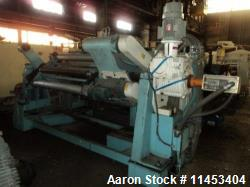 Used- Black Clawson Turret Winder