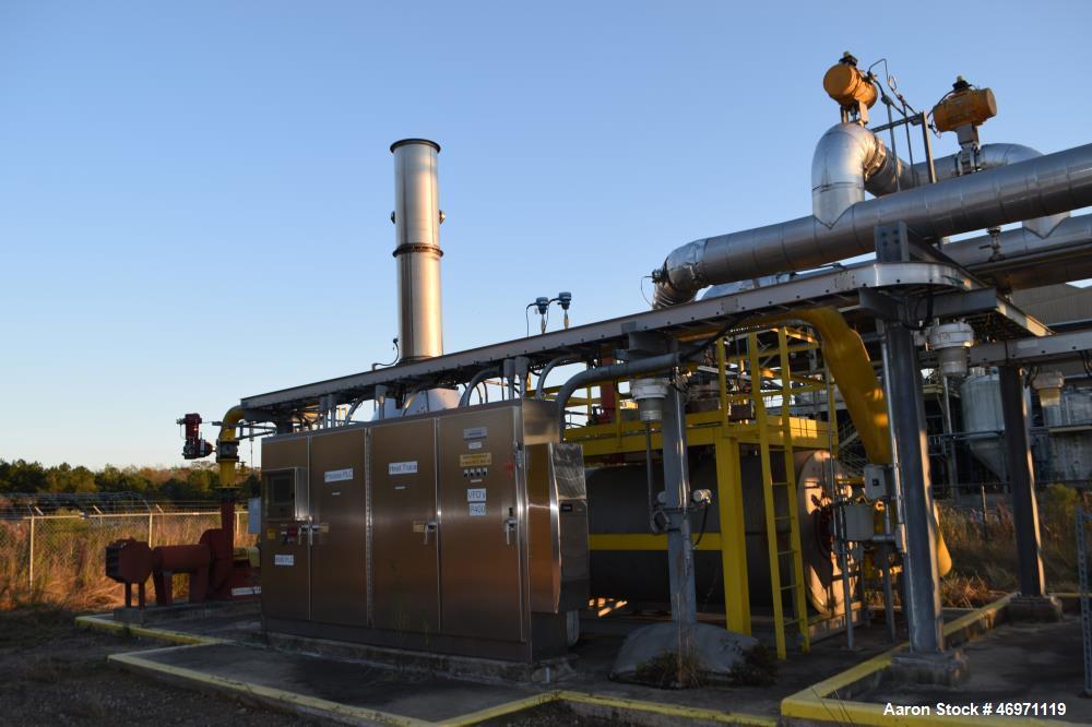 Used- Intellishare Environmental Thermal Oxidizer
