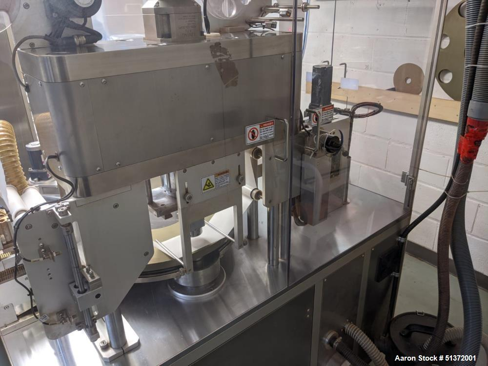 Used- Leidex Model PSR-4800 Servo Powder Press