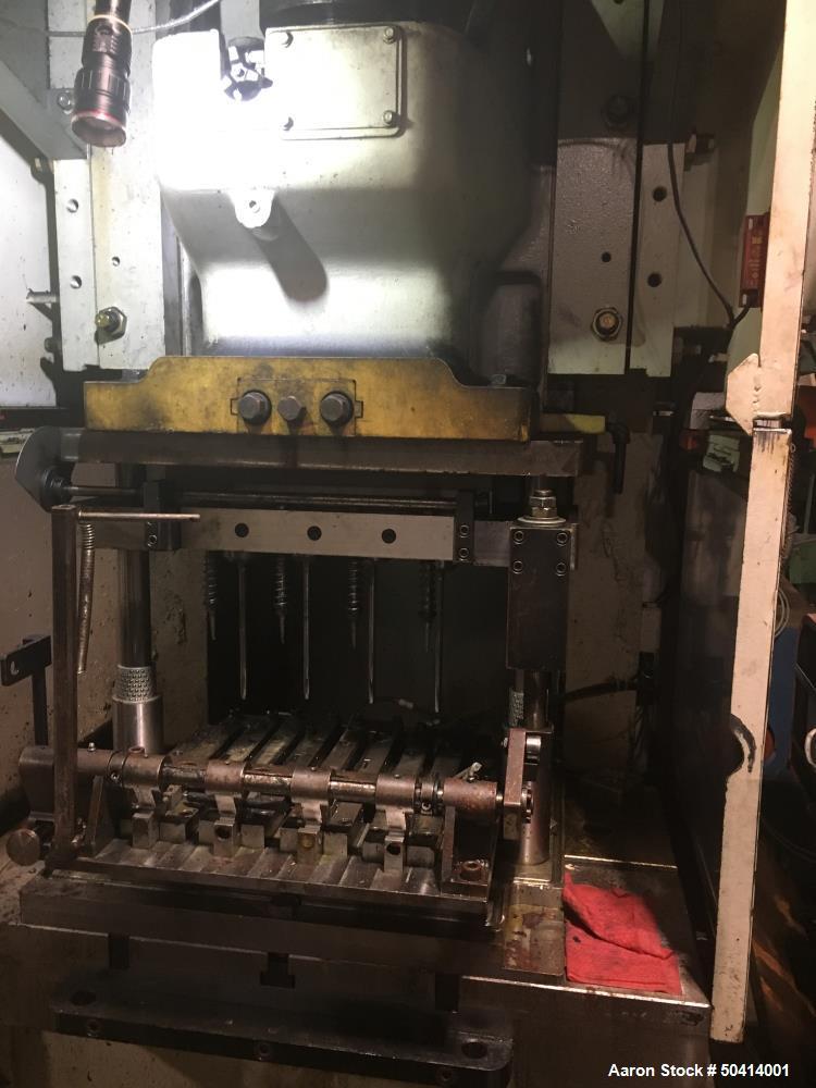Used- Komatsu H1F60 Gap Frame Servo-Driven Press