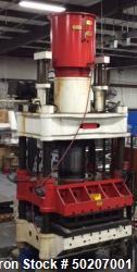 Used- Southwark Hyspeed Hydraulic Pad Press, 500 Ton
