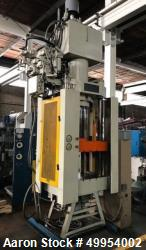 Used- LaRose - Thermall 4 Post Hydraulic Press, Model CP-DA, 150 Ton.