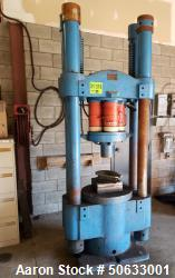 Used- J.M. Lehmann 400 Ton Hydraulic Press