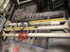 Used- LaRose - Thermall 4 Post Hydraulic Press, Model CP-DA, 150 Ton.