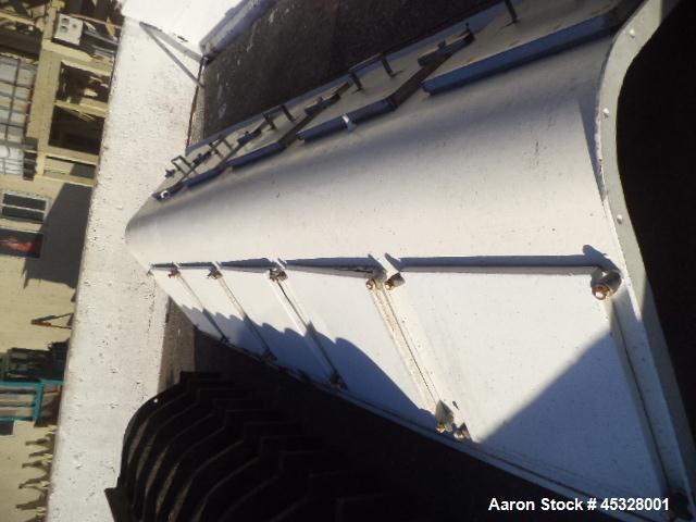 Used- Atlas Stord Twin Screw Press, Model BS68S