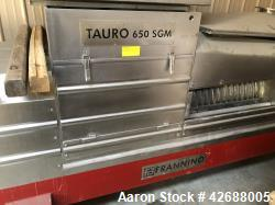 Used- Tauro Franino Press 650 SGM