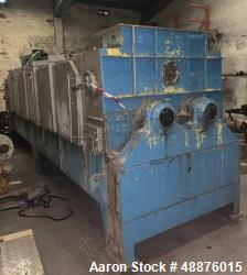 Used- Atlas Babbini Double Screw Press