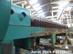 Used- Atlas Stord Twin Screw Press, Model BS68S