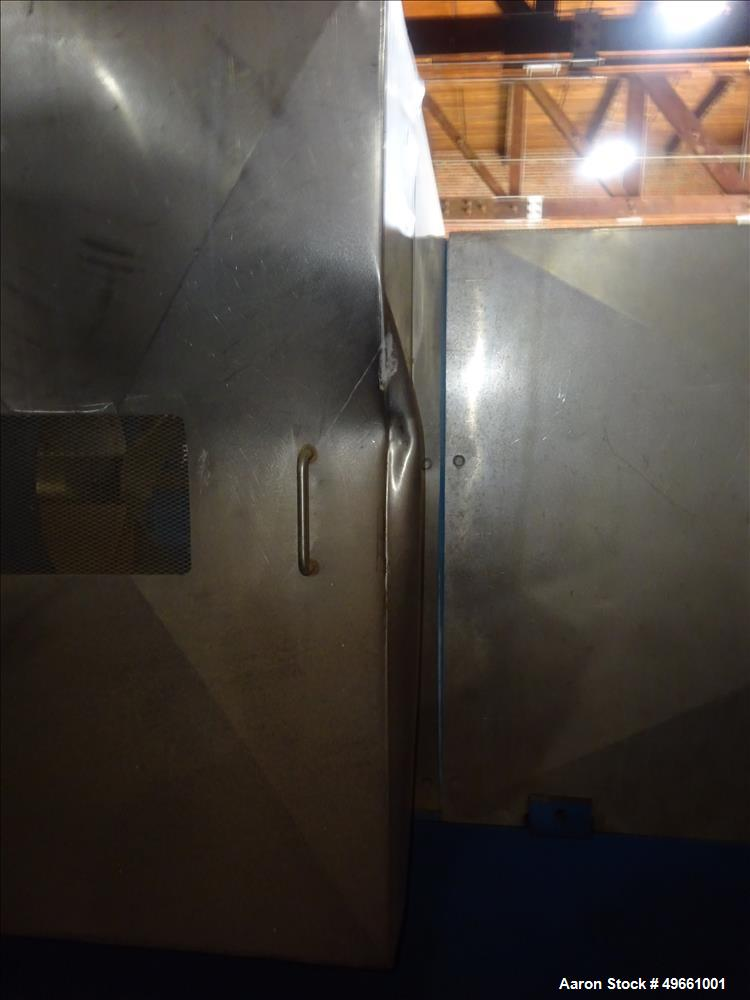 Used- Perrin Continuous Screw Press, Model PS600
