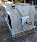Used- FKC Screw Press, Model SHX-600X3500L