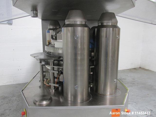 Used- Korsch XL 800 Rotary Tablet Press