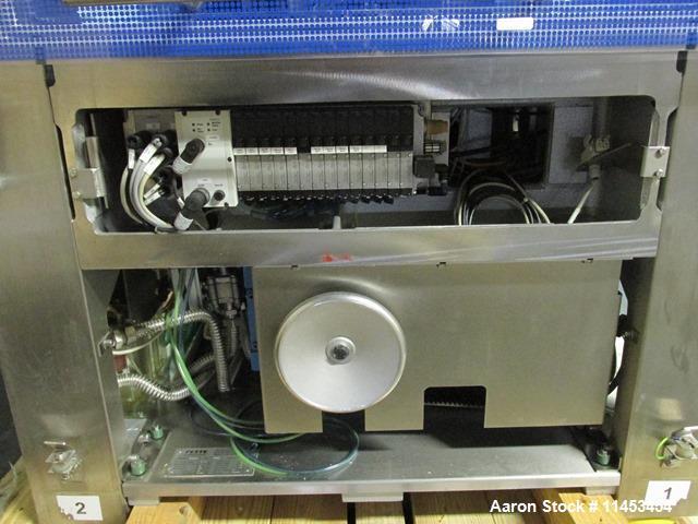 Used-Used Fette 2090i WiP rotary tablet press, 36 station, 100 Kn pre-compression, 100 Kn main compression, single sided, ke...