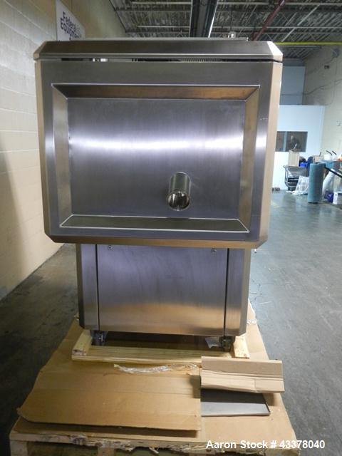 Used- Fette Rotary Tablet Press, Model 3090I WIP and Containment