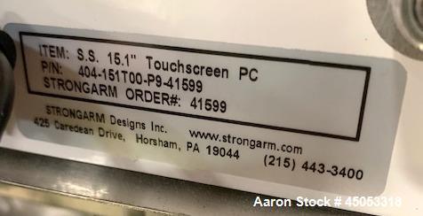 Used- Hata Tablet Rotary Press, Model HT-AP55-DU