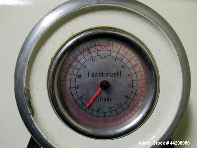Used- Korsch Rotary Tablet Press, Model PH 106/DMS