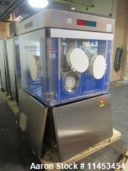 Used Fette 2090i WiP rotary tablet press, 36 station, 100 Kn pre-compression, 100 Kn main compressio...