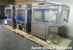 Used Fette 3090i WiP rotary tablet press with containment, 75 station segmented turret, 100 Kn pre-c...