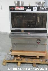 One (1) used Manesty Rotapress MK IIA rotary tablet press, 61 station, 6.5 ton compression pressure,...