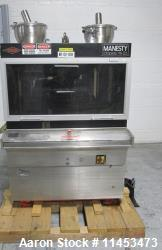 Used Manesty Rotapress MK IIA rotary tablet press, 61 station, double sided, with pre-compression, 6...