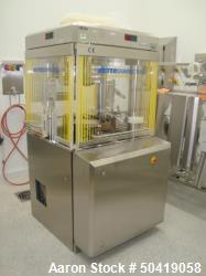 Fette 1200i Rotary Pharmaceutical Tablet Press With (24-Station B-Turret) With Hydraulic Lift Transp...