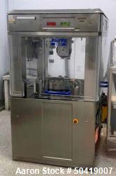 Fette 2090 Tablet Press. A buyers premium of 18% will be assesed in addition to the sales price.