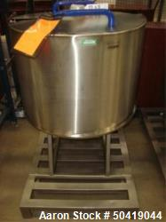 Used- Fette 2090 36-Station Tablet Press B-Turret With Transport Skid & Cover.
