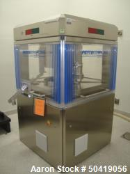 Fette 2090i Rotary Pharmaceutical Tablet Press With (36-Station B-Turret) With Mobile Transfer Cart,...