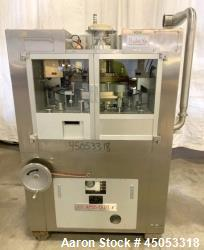 Used- Hata Tablet Rotary Press, Model HT-AP55-DU