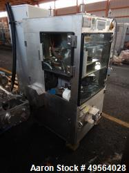 Used- Kikusui Libra Rotary Tablet Press, Model 836KAWCZ, 36 Station.
