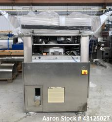 Used- KORSCH PharmaPress P800/77 Tablet Press, 77 Station.