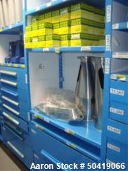 Manesty 500/ 700 Manesty Parts Supply To Include Contents of 2-Drawers & 2-Shelves Of Assorted Fette...