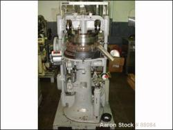 Used- Manesty Rotary Tablet Press, Model BB3B