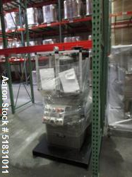 Used-Manesty Express Press with precompression. Keyed uppers, b tooling 25 station.