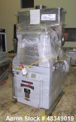 Used-Manesty Tablet Press, Model Rotapress Series 3V, Stainless Steel. Erial no.: 13269-88.