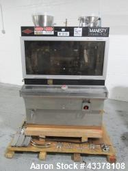 "Used- Manesty Mark IIA Rotary Tablet Press. 61 Station, 6.5 ton compression pressure, keyed upper punch guides, 7/16"" maximu..."