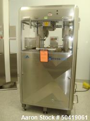 Manesty (Bosch) X-Press 500 Pharmaceutical Tablet Press With 39-Station Tablet Turret & Mobile Turre...