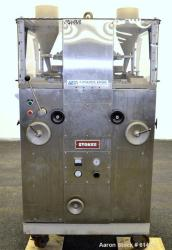 "Used- Stokes ""Ultra"" Rotary Tablet Press, Model 565-1"