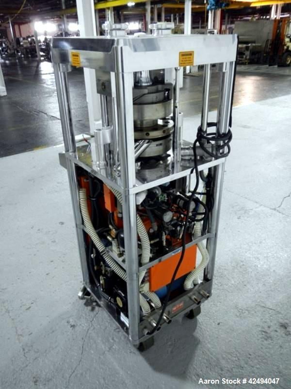 Used- Riva Piccola Bi Layer rotary tablet press,