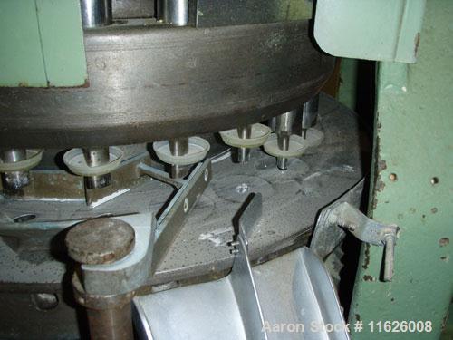 Used-Stokes 23 Station Tablet Press, Model DD2