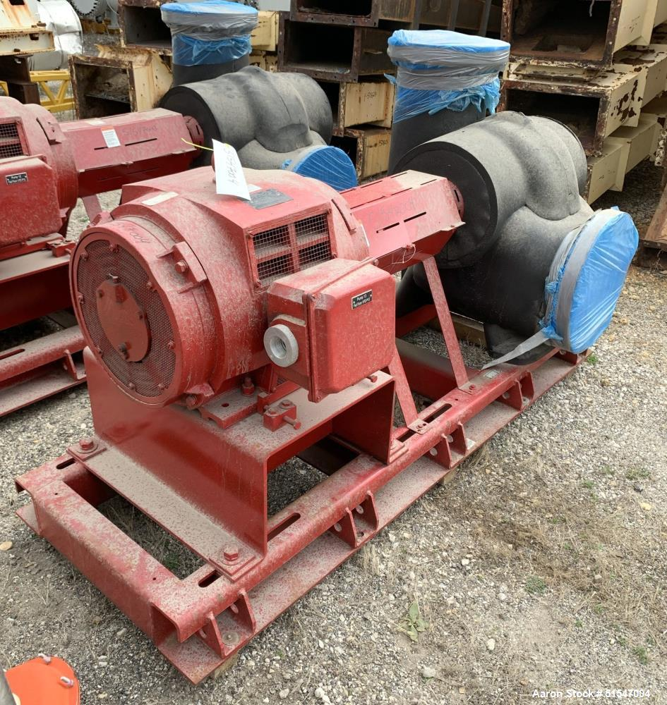 Unused- Bell & Gossett Double Suction Split Case Centrifugal Pump
