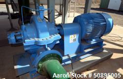 Used- Paco Horizontal Split Case Pump, Model 29-8012-5