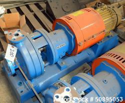 Used- Summit Centrifugal Pump, Model 2196MTO