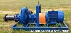 Used- Cornell Carbon Steel Centrifugal Pump